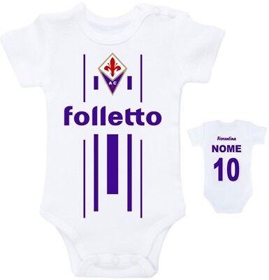 Abbigliamento Prima Infanzia Bimbo Body Bambino Unisex 100% Cotone ...