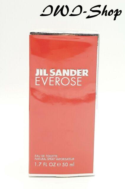 Jil Sander 50 ml Eau de Parfum 50ml Damen
