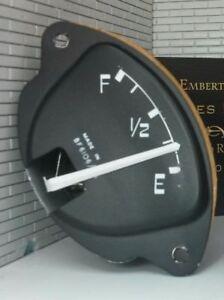 Land Rover Series 2a 3 Jaeger Smiths Instrument Panel Fuel Gauge OEM 555835