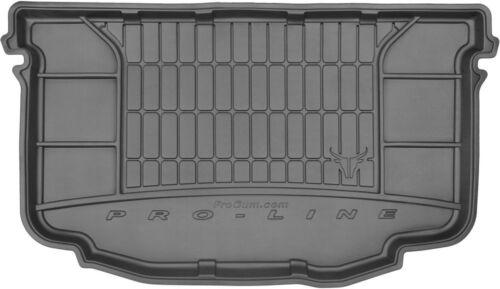 Premium Tapis Bain Tapis de coffre pour Suzuki Celerio hayon à partir de 2016
