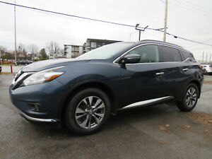 2015 Nissan Murano SV AWD NAVIGATION TOIT PANORAMIQUE MAGS 18