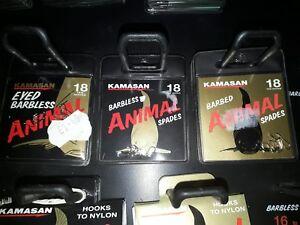 Kamasan-Animal-hooks-3-pack-deal