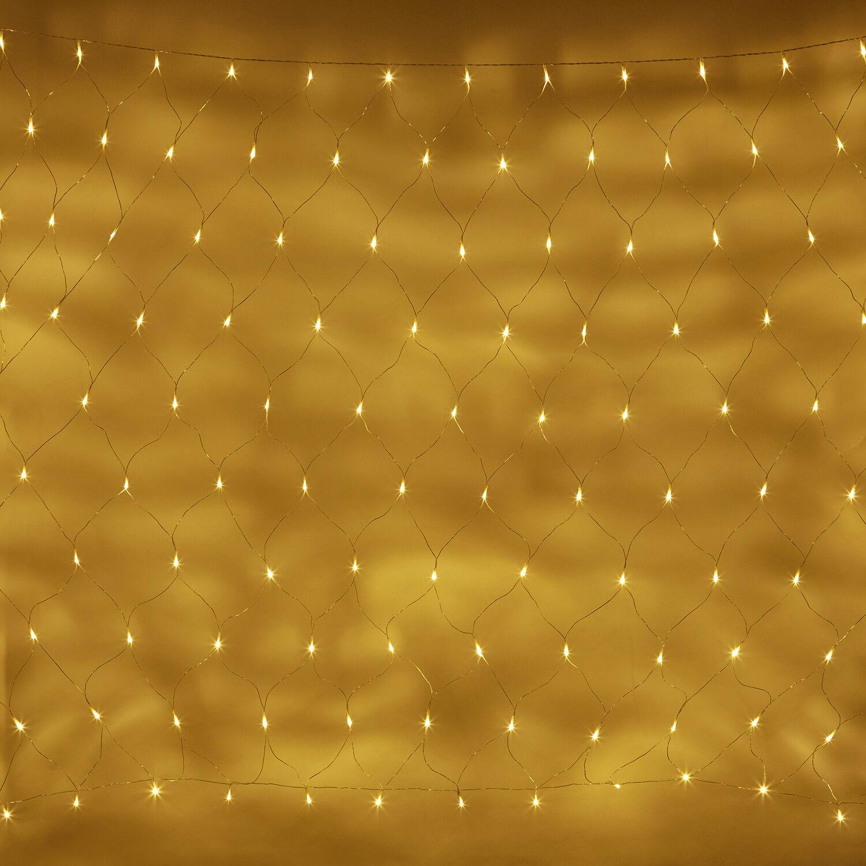 140er-560er LUCI LED rete FLOTTANTI fino a 4 Set Illuminazione Esterna Batteria