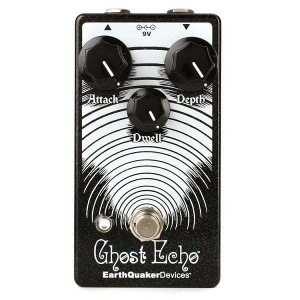 Earthquaker Devices Ghost Echo V3 Reverb Guitar Effects Pedal  Brand New