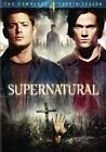 Supernatural Complete Fourth Season 0883929075119 DVD Region 1