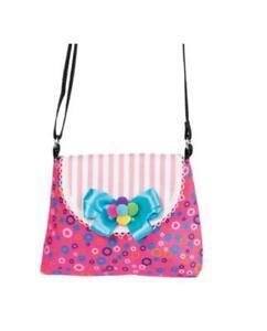 Bonbon-Lutscher-Queen-Kleid-Kostuem-Candy-Clown-Party-Disco-Lollipop-Tasche-Hut