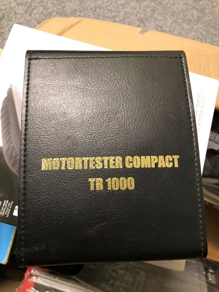 Mortortester, TR 1000