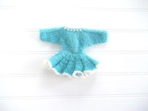 Vintage Doll Clothing Vintage Barbie Doll Clothes Vintage Crochet Doll Clothes Ebay