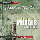 Murder on the Links by Agatha Christie (CD-Audio, 2005)