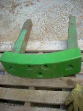 Jd John Deere 520 530 620 630 720 730 3 Piece Front Weight Set