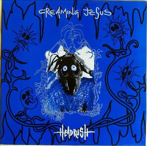 CREAMING-JESUS-039-Headrush-039-EP-Upside-Down-12-034-1992-gothic-new