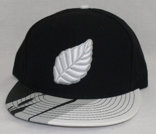 Brand New With Tags Elm Company VANDAL Fitted Hat Black LIMITED RELEASE RARE