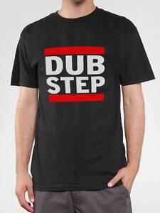 DJ T Shirt Headphones donut Drum and Bass /& n Dubstep Music Producer Synth