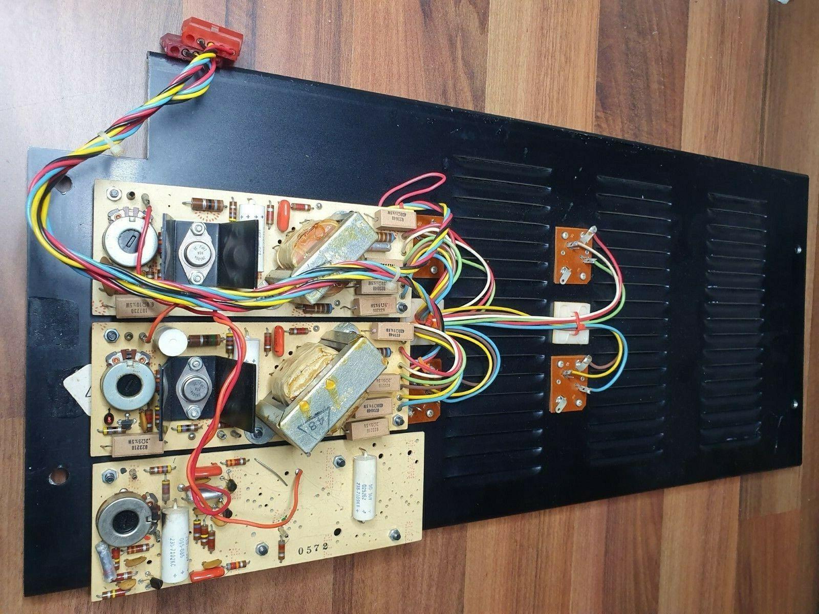 Leslie Amp   Verstärkereinheit für 760, 770 funktionstüchtig