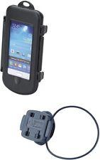 Handy- / Smartphone-Spritzschutz-Box S Telefonhalter Halterung f. Fahrrad, Moped