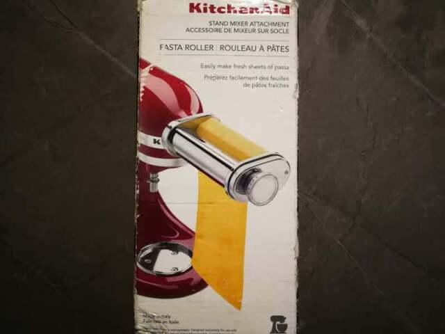KitchenAid Pasta Roller Stand Mixer Attachment KSMPSA