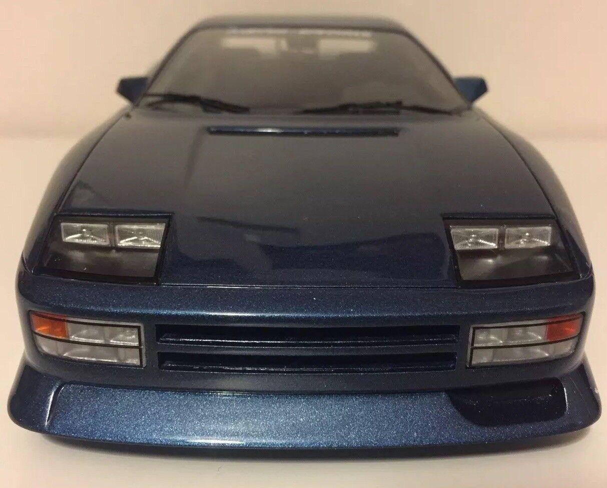 Gt - geist - 1   18 - koenig testarossa twin turbo - 1985 - drk blau - neue