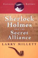 Sherlock Holmes and the Secret Alliance Millett, Larry Hardcover