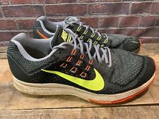 a98ef55bd7f1c item 5 NIKE Zoom Structure 18 Running Shoes Men's Size 13 Grey 683731-001 -NIKE  Zoom Structure 18 Running Shoes Men's Size 13 Grey 683731-001