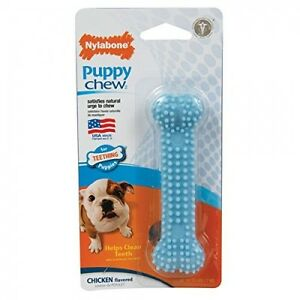 Nylabone-Puppy-Dog-Chew-Dental-Bone-Chew-Toy-USA-PICK-COLOR