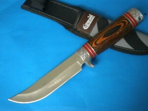 HOT UTILITY TACTICAL BOWIE SHARP COMBAT OUTDOOR JUNGLE SURVIVAL HUNTING KNIFE