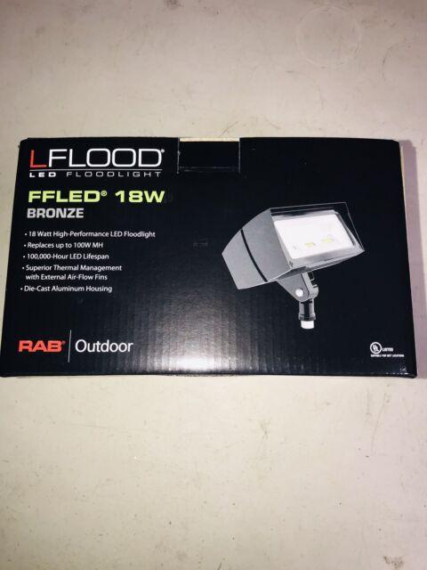 Flood Light Fixture Ffled18 70w Led 18w