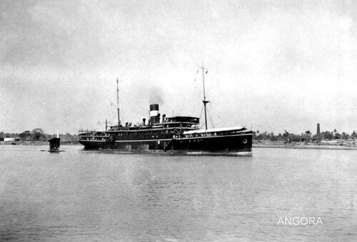 British India BISN /& Other Ships 1920s Set BW1 10 6x4 BW photo prints