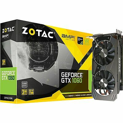 ZOTAC GeForce GTX 1060 AMP! Edition, Grafikkarte