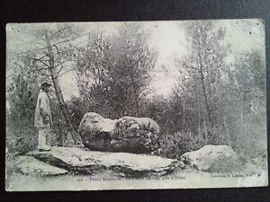 TARJETA-POSTAL-piedra-rocosas-la-roca-azada-cierre-d-039-Elven