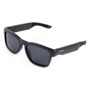 6702e4c5918bc Image is loading Wireless-Bluetooth-Polarized-Sunglasses -Open-Ear-Music-Hands-