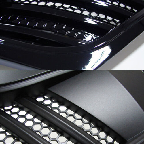 Front Radiator Tuning Grille Matt Black Cover for Kia Optima 2011-2013