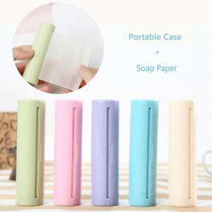 1-Case-Portable-Hand-Washing-Pull-Type-Foaming-Flakes-Scented-Slice-Soap-Paper
