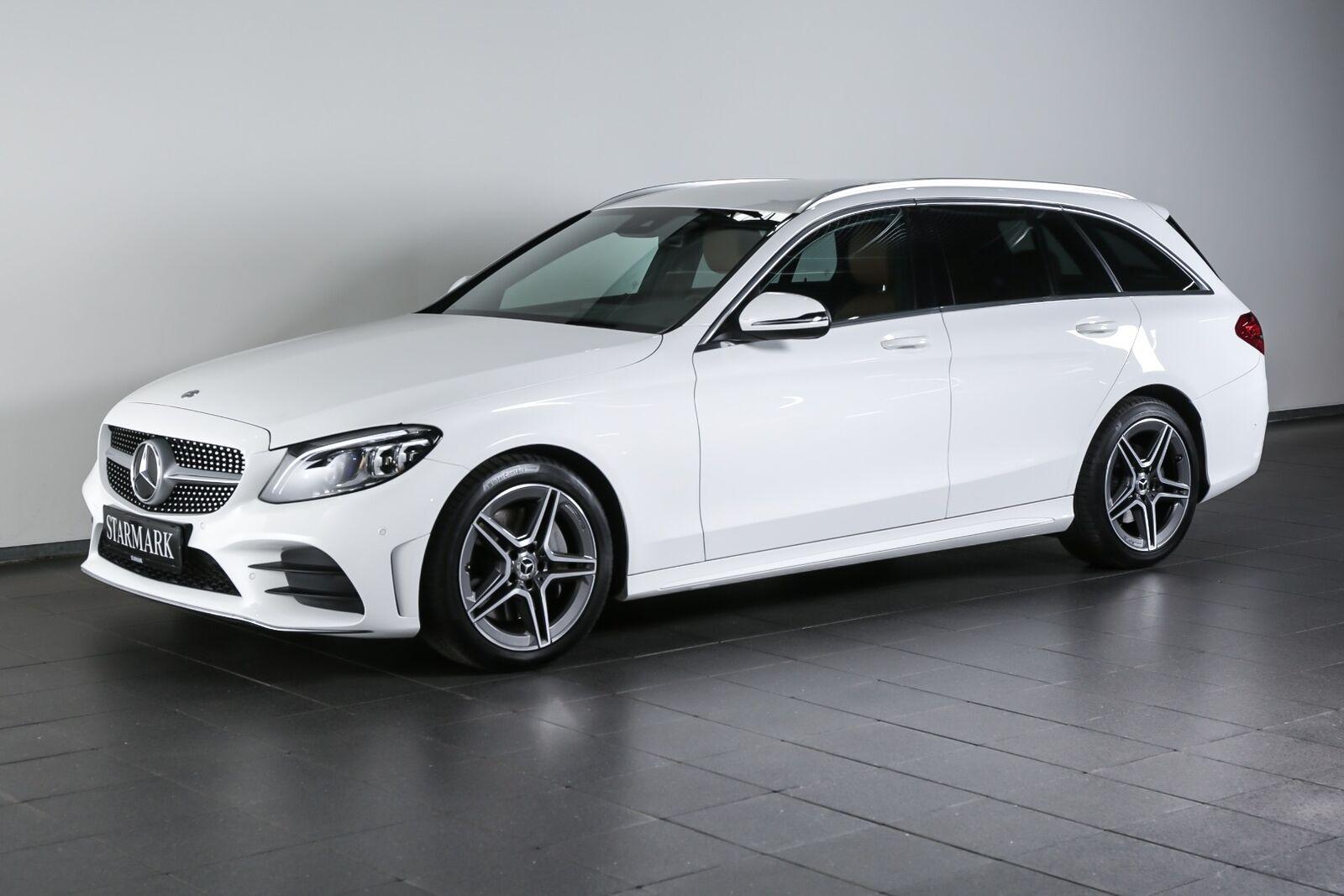 Mercedes-Benz C300 d 2,0 AMG Line stc. aut.