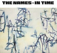 The Names, Names - In Time [New CD]