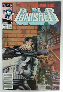 THE-PUNISHER-Vol-1-2-1st-Printing-CANADIAN-Newsstand-1986-Marvel