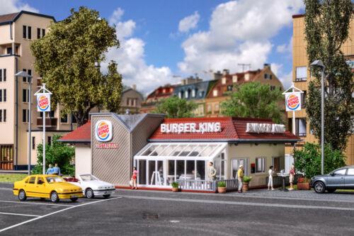 Vollmer 43632 h0 Burger King rápidamente restaurante + nuevo con embalaje original