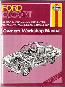 Ford Escort Van Manual Pdf