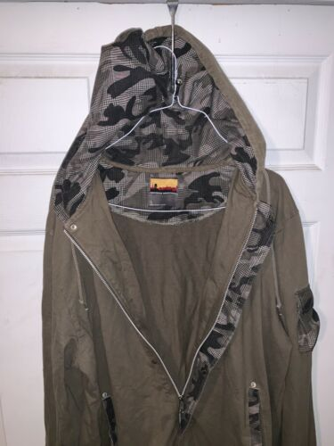Brooklyn Industries Men's Zip-Up Hoodie Jacket /La