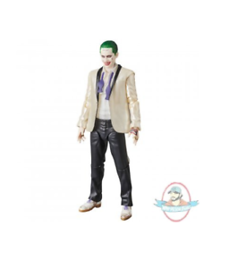 Suicide Squad Joker Miracle Action Figure Ex Suits Version Medicom