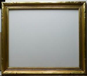 Vintage Carved Gold Leaf Frame 20 X 24 Ebay