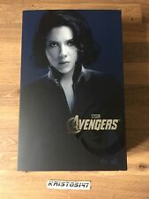 HOT TOYS black widow avengers mms178 scala 1/6 FIGURE