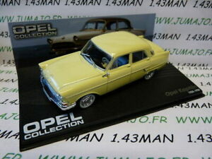 OPE34R-voiture-1-43-IXO-eagle-moss-OPEL-collection-n-70-KAPITAN-1955-1958