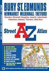 Bury St Edmunds Street Atlas 9781782570295 by Geographers A-z Map Co. Ltd.