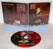 HARI MATA HARI CD Balade 1992 - 2002 Bosna Best Hit Emina Ruzmarin Starac i more