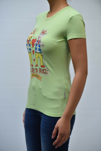 Футболка m Frankie 6318 07 T Morello Mis Verde F235 shirt Donna Woman Pp X65wnOqf