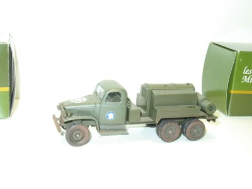 Truck GMC Compressor A Cabin Sheet Metal Solido Military With Decorations