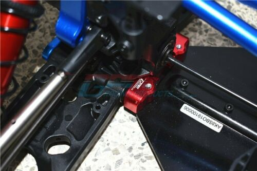 1//5 KRATON//OUTCAST 8S BLX GPM Aluminum Rear Lower Suspension Mount Orange