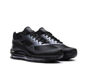 on sale b5c1d 34197 Image is loading AO2406-001-Nike-AIR-Max-97-BW-Black-