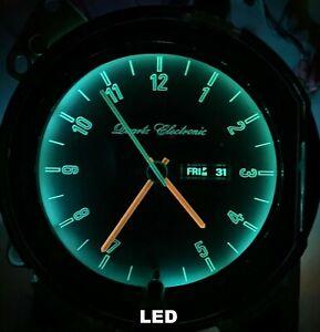 72-79 Ford Torino Ranchero LTD II Cougar Montego Clock LED Upgrade