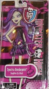 Monster-High-SPECTRA-VONDERGEIST-Doll-Outfit-Clothes-Shoe-Accessory-Fashion-Set